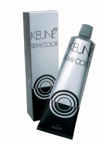 Semi Color tube and box60ml